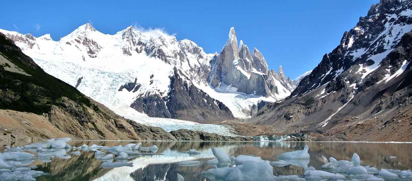 Patagonia adventure tour image of Los Glaciares National Park