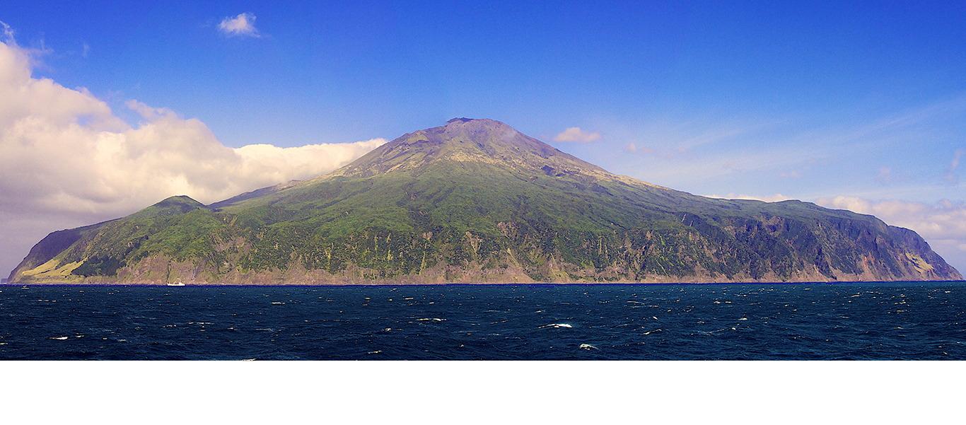 Transatlantic cruises photo of Tristan da Cunha