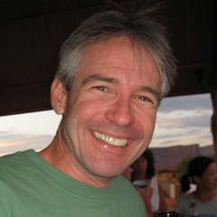 Apex Expeditions leader Mike Messick