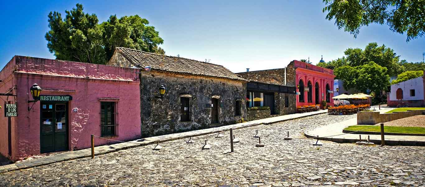 Uruguay travel image of Colonia