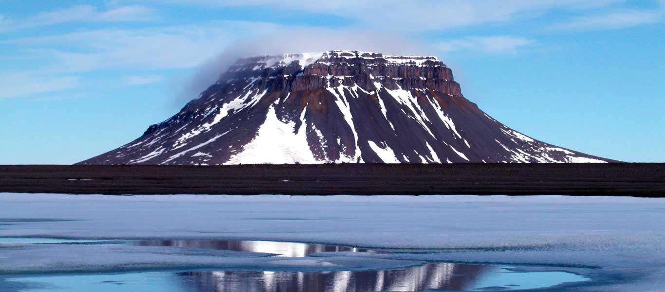 Franz Josef Land cruise picture of Bell Island