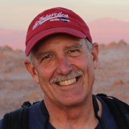 Apex Expeditions leader Kevin Clement