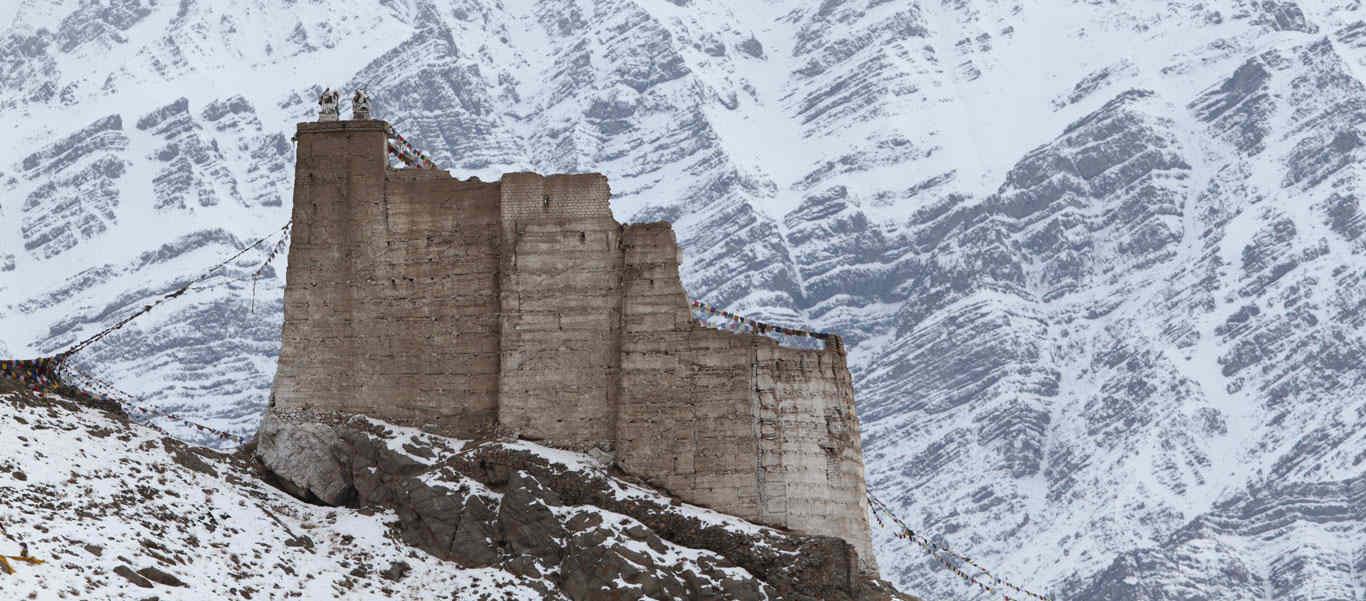 Snow Leopard Tour photo of Leh Castle