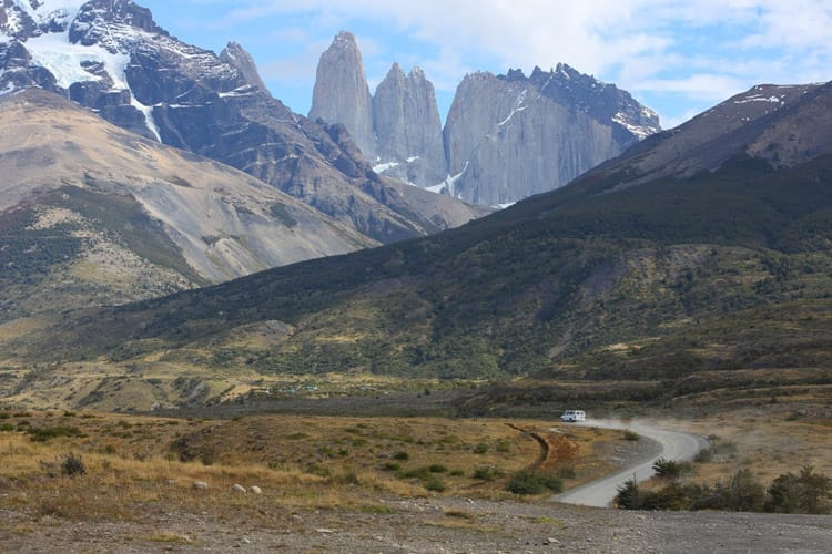 Patagonia adventure tour image of Torres del Paine