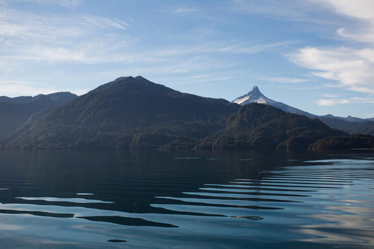 Patagonia expedition tour image of Lakes Crossing into Chile