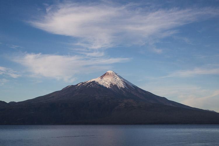 Patagonia tour photo of Osorno Volcano in Chile