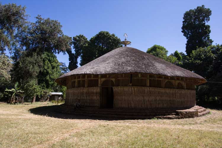Ethiopia Travel Tour image of a Monastery in Bahir Dar