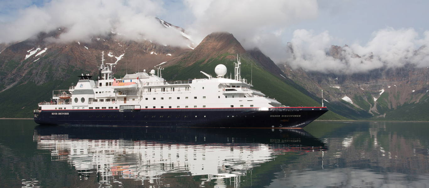 Russian Far East Cruise Silver Discoverer Apex Expeditions - Silver discoverer