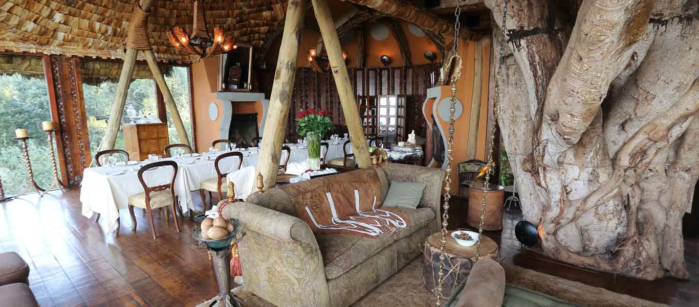 Tanzania luxury safaris picture of Ngorongoro Crater Lodge