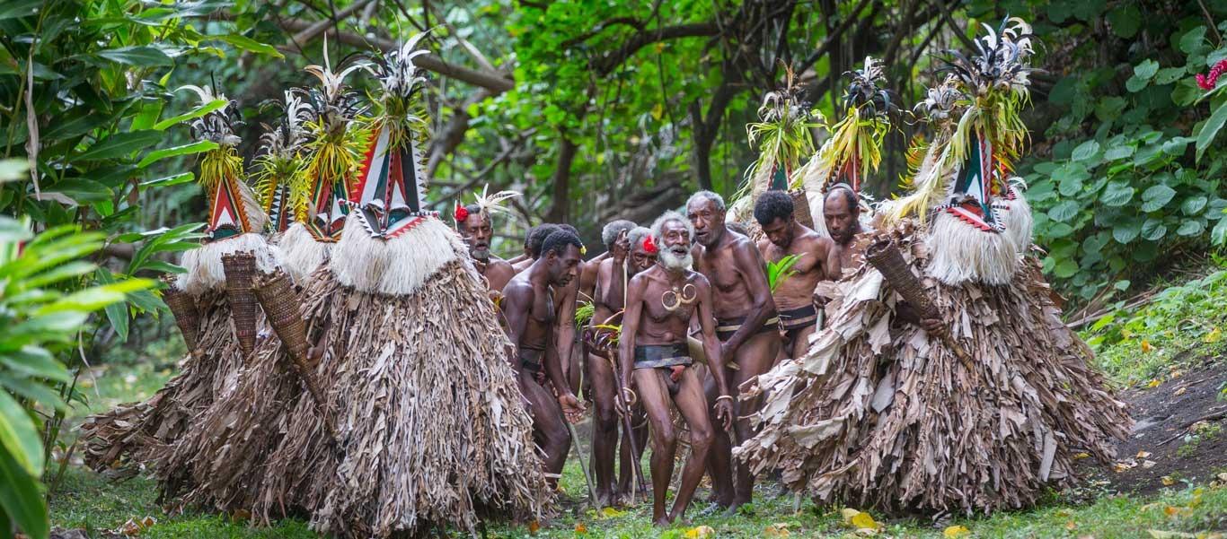 Melanesia expedition image of Rom Dance on Ambrym Island