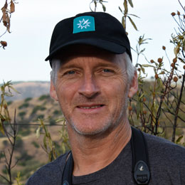 Apex Expeditions photo of Tour Leader Gerald Broddelez