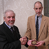 2017 Eisenmann Medal awarded to Peter Harrison