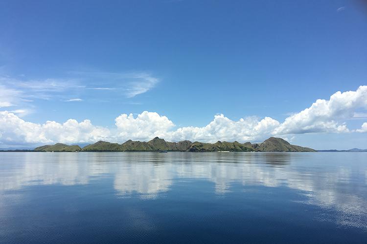 Komodo Island visited on Western Australia and Komodo Diving tour