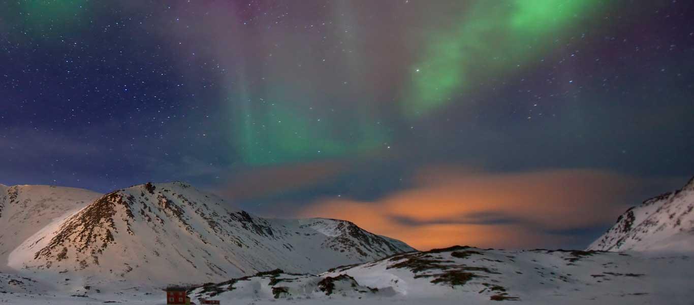 Adventure travel Norway photo of Northern Lights
