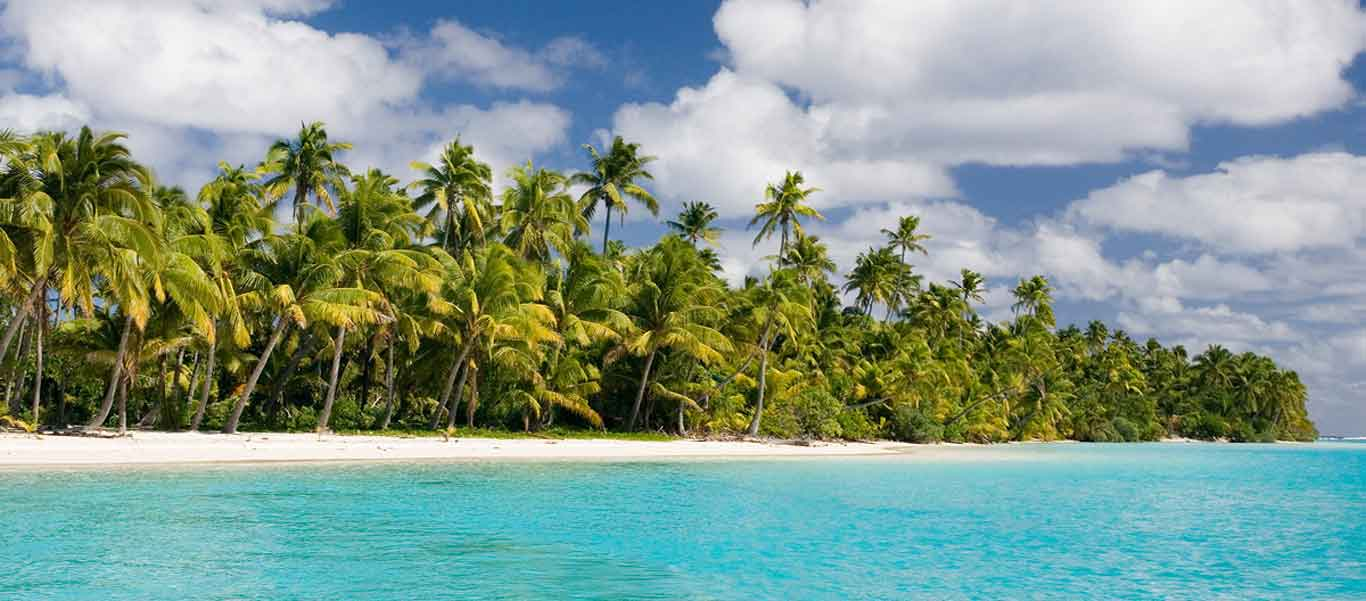 French Polynesia cruise image of Oeno Island, Pitcairn Islands