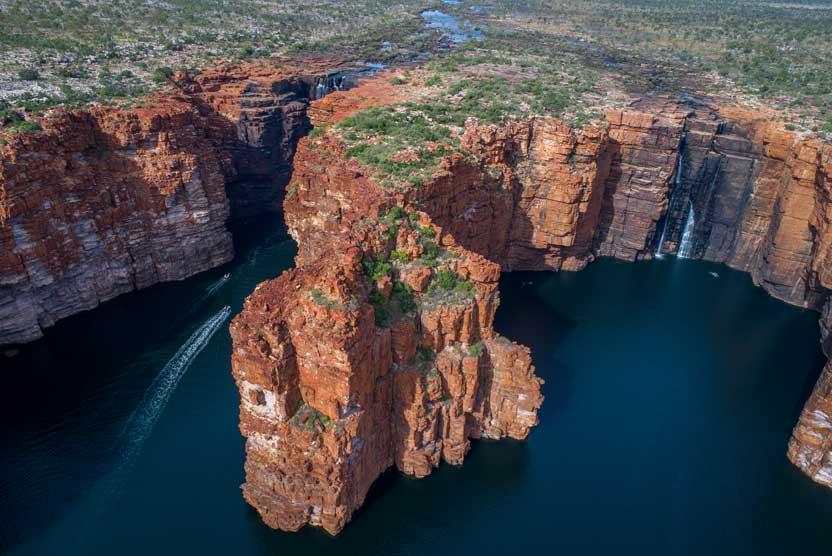 cruise Australia West Coast image of the Kimberley