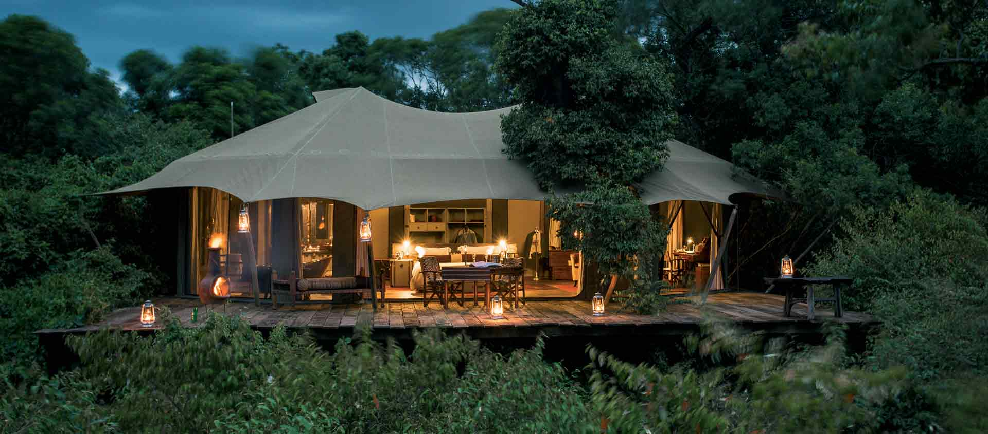 Kenya private wildlife reserves photo of Mara Plains Camp