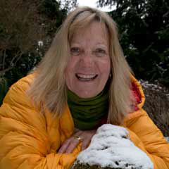 Photo of Apex Expeditions Leader Shirley Metz