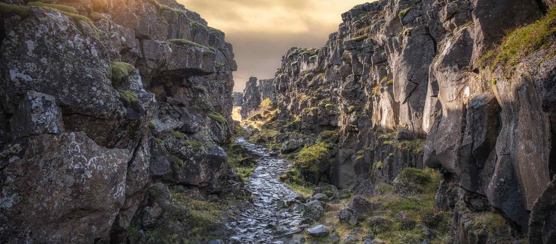 Iceland in Spring Tour image showing Thingvellir National Park